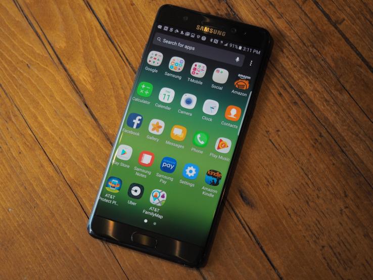 Verizon won't push Samsung's Note 7 bricking update, but the