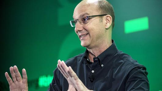 Andy Rubin, venture partner at Redpoint Ventures.