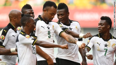 Ghana dances its way into quarterfinals, Pharaohs break Uganda hearts