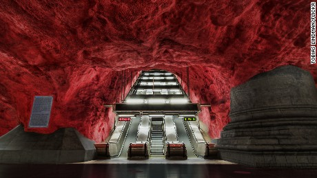 Subterranean secrets: World's creepiest underground marvels