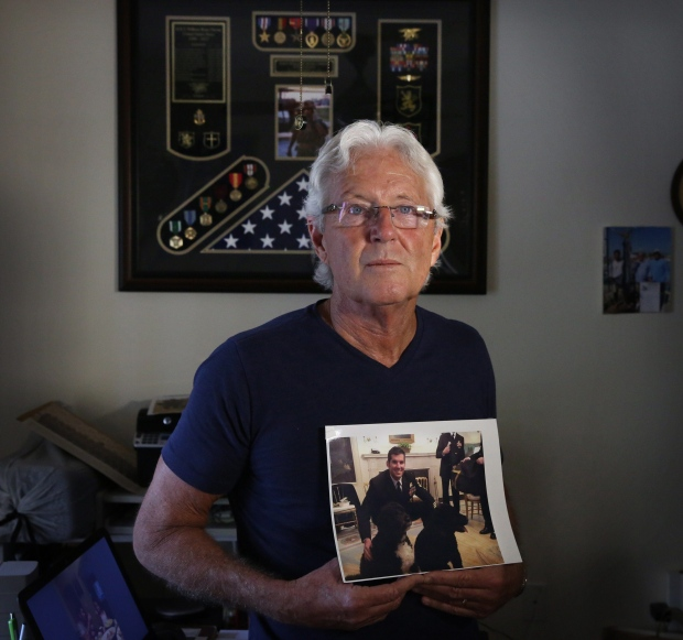 Trump Navy Seal Father