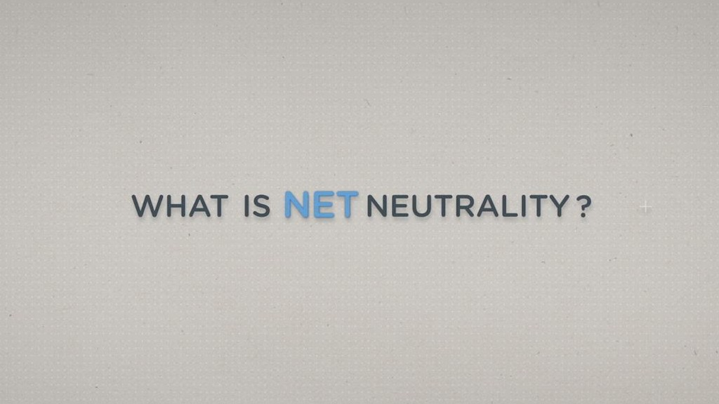Net neutrality explained, once & for all