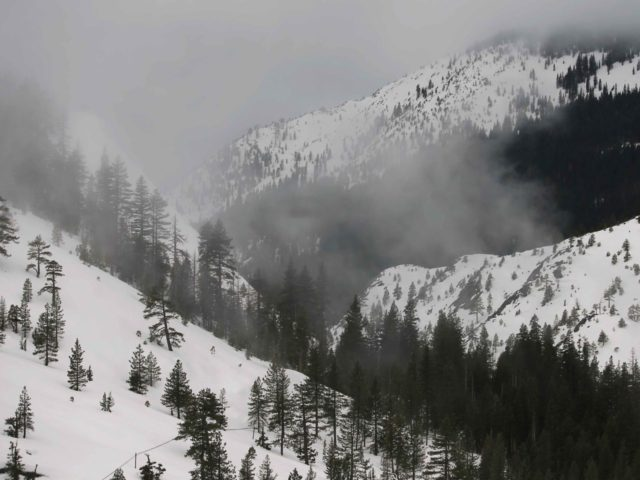 Northern California Snowmelt Crisis as Temps Rise into 70s | GLA