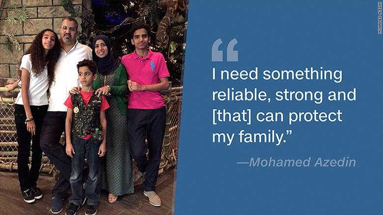 mohamed azedin quote