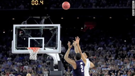 In their own words: Villanova, UNC describe the epic final seconds