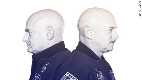 The Kelly twins: Revealing the secrets of the human body in space