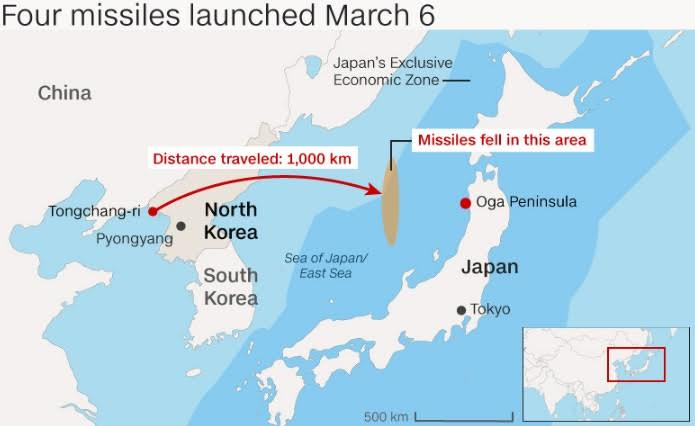 Us Air Force Bases In Japan Map.Japan Holds First Civilian Missile Drill Simulates North Korean