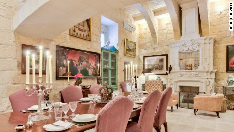 Beyond3sixty offers tours of Malta's stunning private mansions and palazzos.