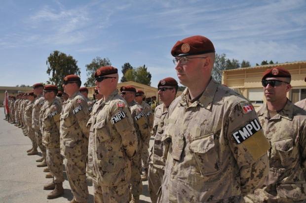 Sinai peacekeepers 2015