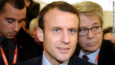 Emmanuel Macron: The next surprise president?
