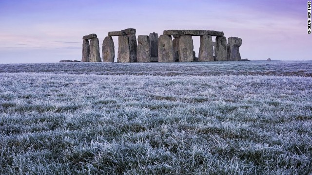 You'll need to book a VIP tour if you want a Stonehenge shot like this.