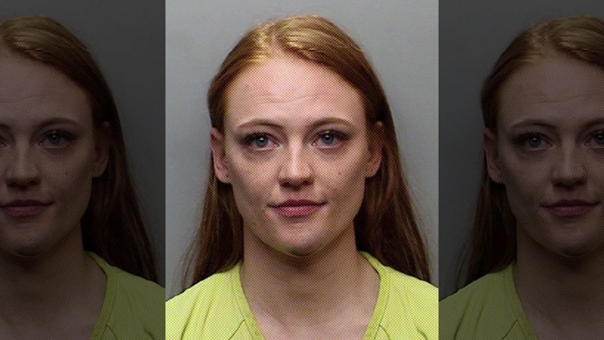 This is a Friday, April 7, 2017, booking photograph of 22-year-old Michaella Surat supplied by the Fort Collins, Colo., Police Department. Surat, a junior at Colorado State University, has been charged on suspicion of third-degree assault and obstructing a peace officer. A video spreading on social media shows a Fort Collins Police Department officer throwing Surat face-first onto a sidewalk after a scuffle. (Fort Collins, Colo., Police Department via AP)