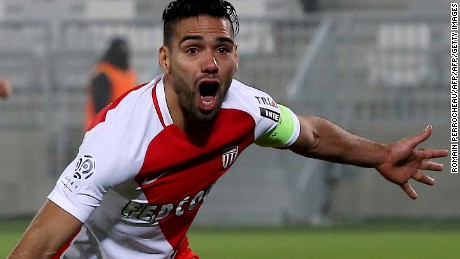 Monaco reveal Prince Albert was secret weapon in signing Radamel Falcao