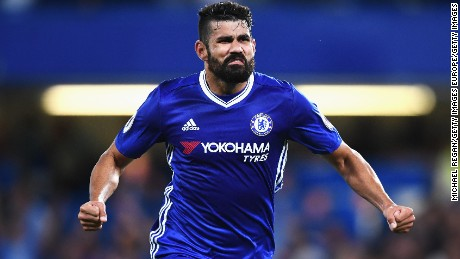 Costa has been back to his best this season, matching his best goalscoring season in England with two games to spare.