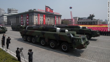 North Korea tests missile, raises new fears in Pacific