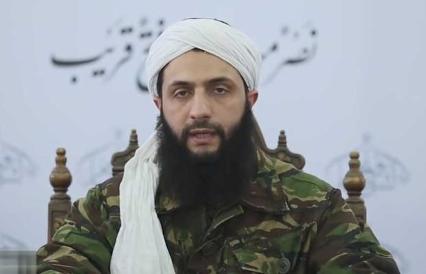 Abu Mohammad al-Jawlani