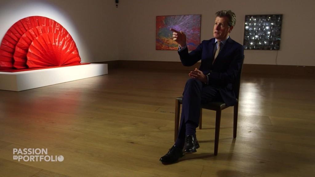 Preparing million-dollar art for auction