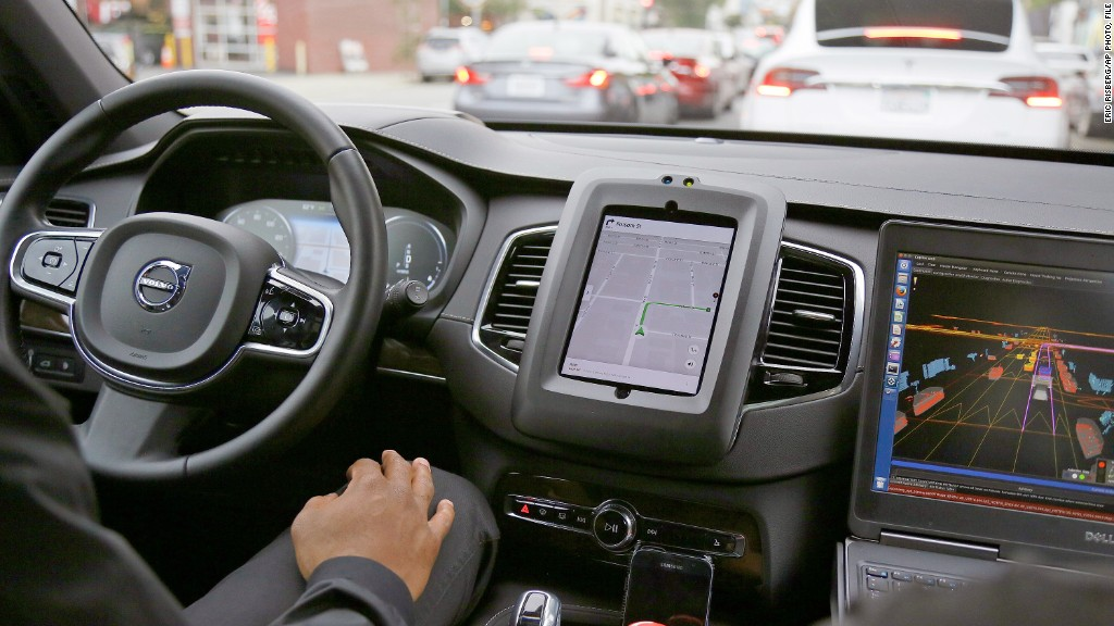 The future of cars: Self-driving and electric