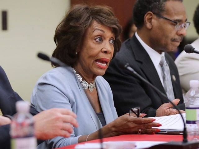 Maxine Waters (Chip Somodevilla / Getty)