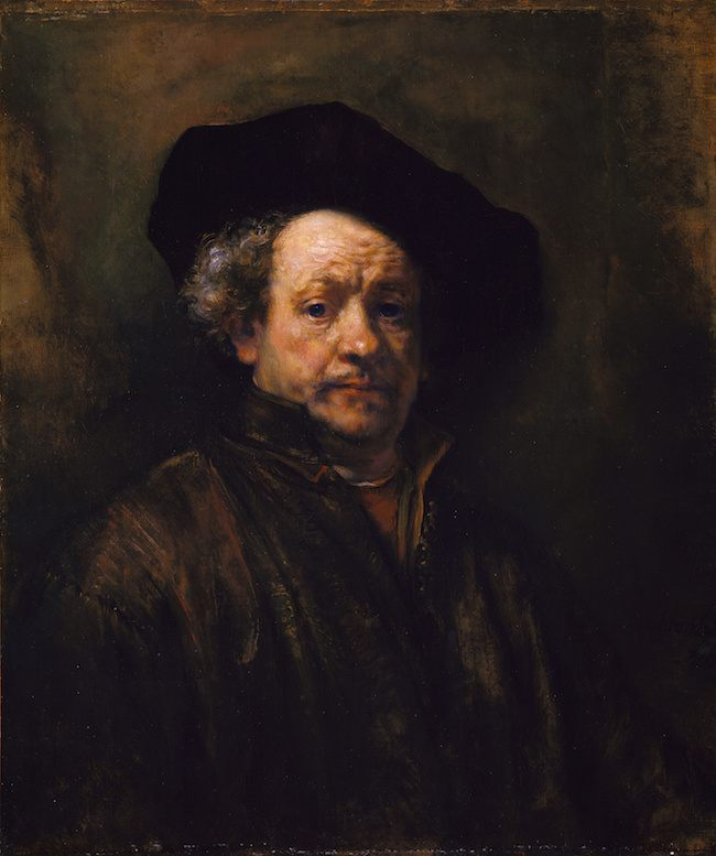 Rembrant_Self-Portrait,_1660