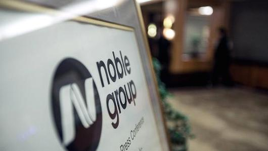 Noble Group shares are great value after precipitous drop in the last year, says Religare's Religare Capital Markets' research director, Nirgunan Tiruchelvam.
