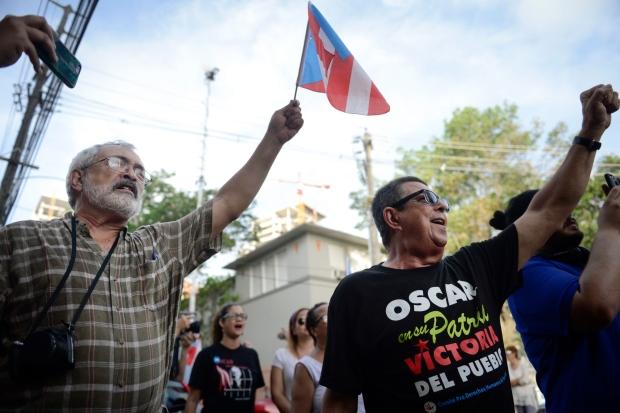 Puerto Rico Militants Release