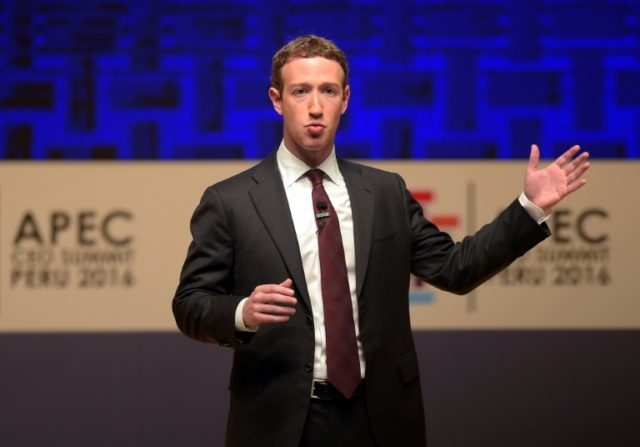 Facebook CEO and chairman Mark Zuckerberg envisions a software system inspired by the