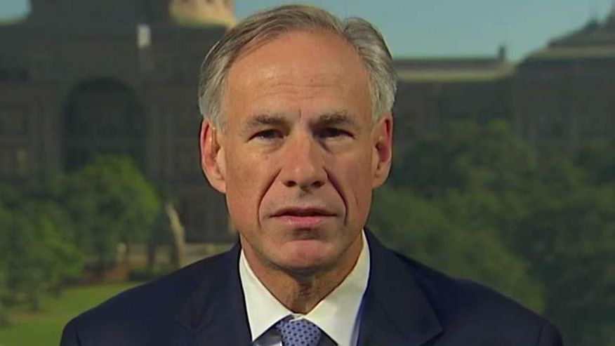 Texas governor provides insight about the legislation on 'Sunday Morning Futures'