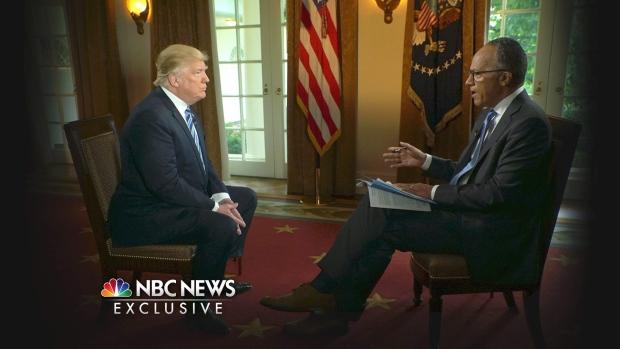 Trump Interview