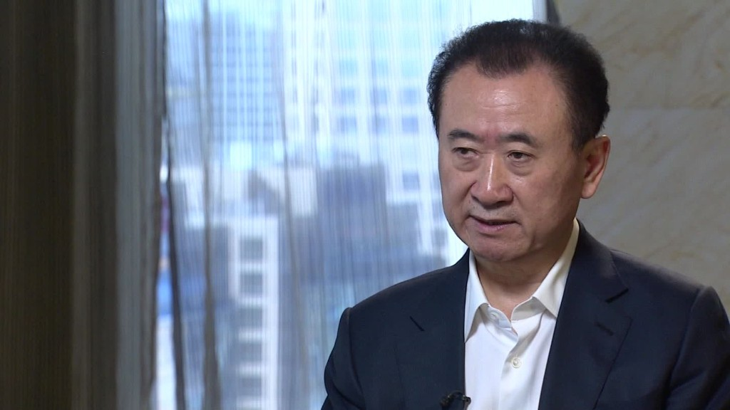 Chinese billionaire warns of real estate 'bubble'