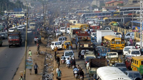 Dirtied by success? Nigeria is home to city with worst PM10 levels