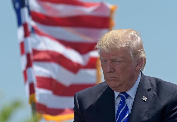 Trump Coast Guard