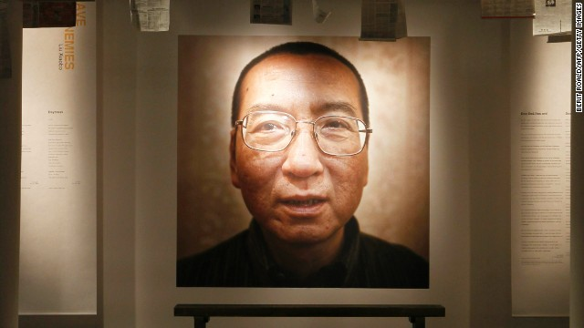 The world reacts to Liu Xiaobo's death