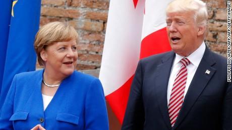 Cracks widen in US-Europe alliance