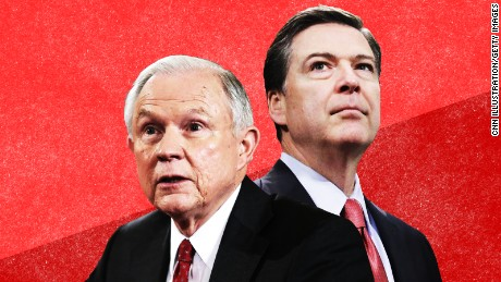 First on CNN: Senators asked Comey to investigate Sessions for possible perjury