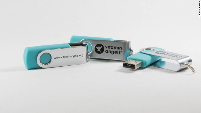 vitamin angels USB