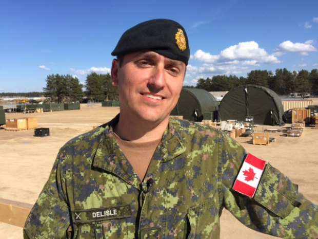 Lt.-Col. Hugo Delisle