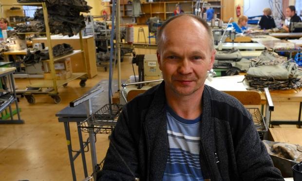 Juris Martinenko in Vilaka, Latvia