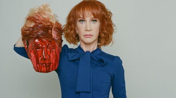 Kathy Griffin Trump Tyler Shields