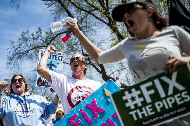 Flint Water Three Years