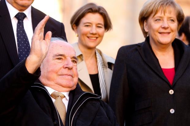 Germany Kohl Obit