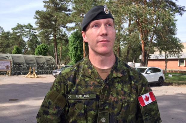 LT-Col. Wade Rutland