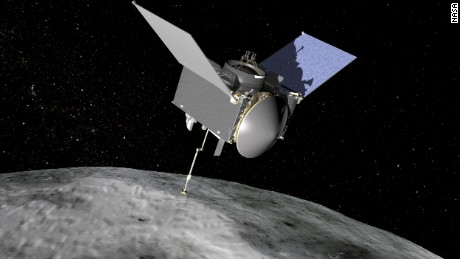 Why is NASA chasing this asteroid?