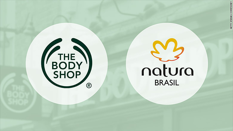 the body shop natura