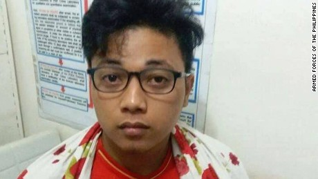 Mohammad Maute, a suspected bomb maker and cousin of the Maute group's leaders.