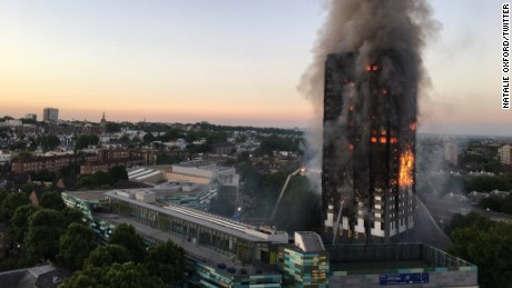 London Grenfell Tower fire: Help those who lost everything