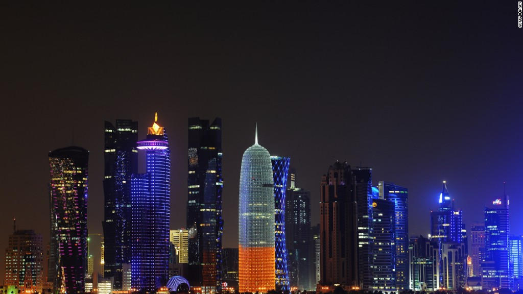 Food, fuel and flights: How Qatar may suffer