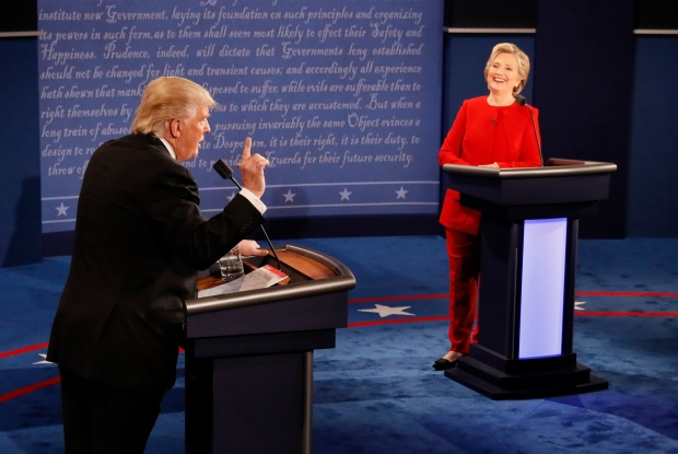 USA-ELECTION/DEBATE