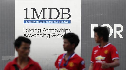 Authorities around the world, including the United States, Switzerland and Singapore have looked into anti-money laundering breaches relating to 1MDB.