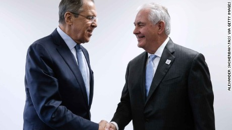 Tillerson assures allies US won't do Russia deal over their heads